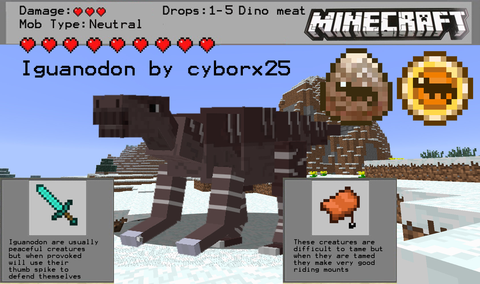 Ice And Fire Mod Crafting Recipes - …
