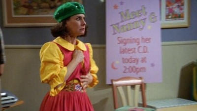 Laurie Metcalf nanny g