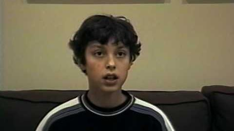Freaks and Geeks audition, Sam Weir (John Daley)