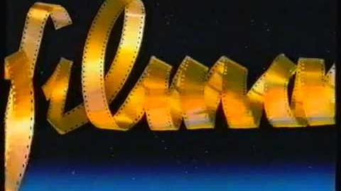 Filmax Grupo Ivex (1987) VHS Spain Logo