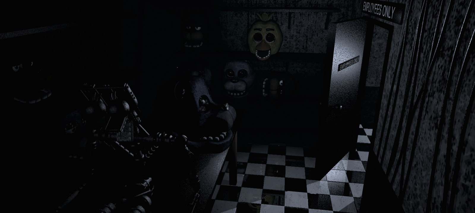 Backstage Five Nights At Freddy S Wiki Fandom Powered
