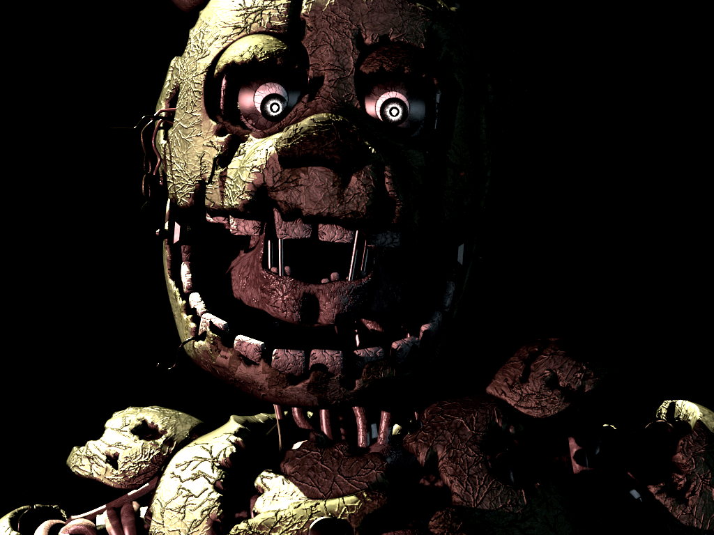 Five Nights at Freddy's 3 / Nightmare Fuel - TV Tropes