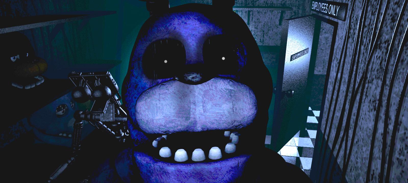 Another Scary Bonnie by Sean by DarkWarriorPincess on DeviantArt