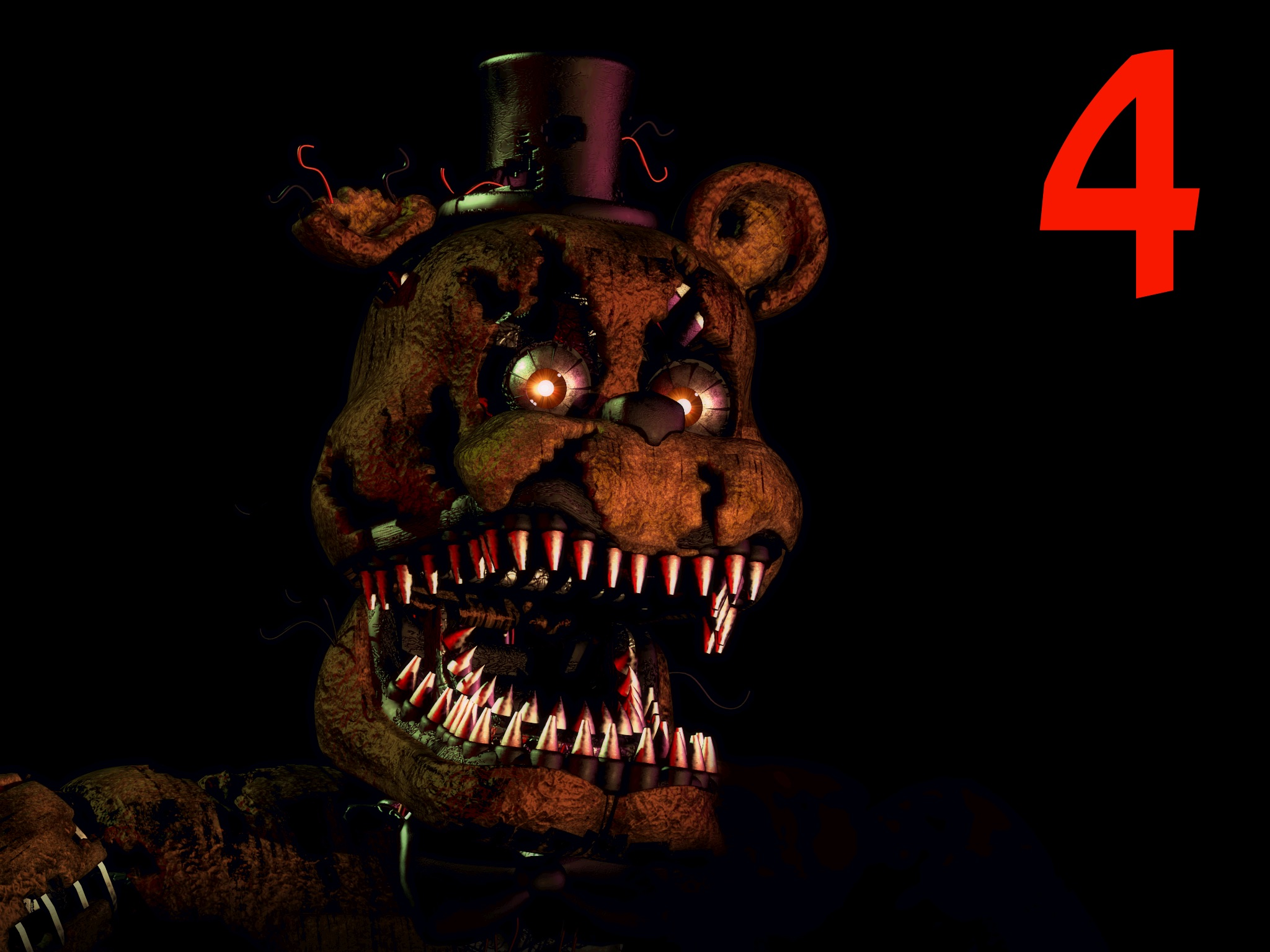 Nightmare Freddy | FNaF World Wikia | Fandom powered by Wikia