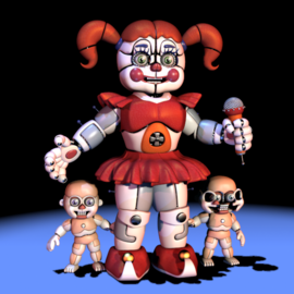 circus baby five nights at freddy s wiki fandom powered by wikia