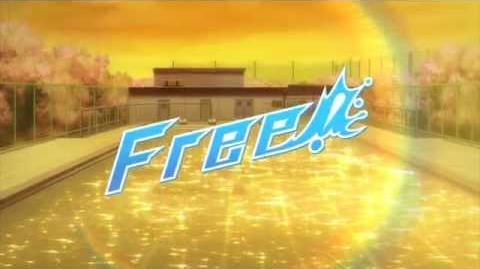 TVアニメ『Free!』CM