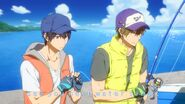 Free! Episode 9 End Card