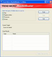 Rootkitbuster