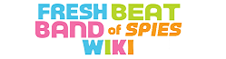 Fresh Beat Band of Spies Wiki