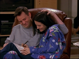 Monica and Chandler-5x16