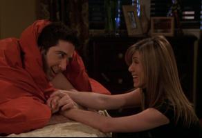 Ross and Rachel (10x17)