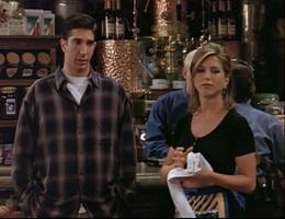 Ross and Rachel (2x05)