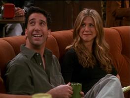 Ross and Rachel (7x02)