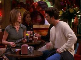 Rachel & Ross - 7x22