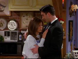 Rachel and Ross (3x02)