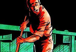 Fright Night Comics Barney the Janitor