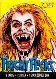Fright Flicks Trading Cards