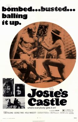 Josie's Castle 1972 Poster