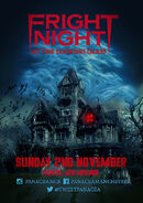 Fright Night at The Looking Glass 2014