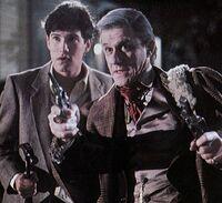 Fright Night 1985 Roddy McDowall William Ragsdale 02