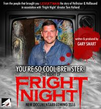 You're So Cool Brewster The Story of Fright Night - Gary Smart