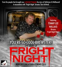 You're So Cool Brewster The Story of Fright Night - Tommy Lee Wallace