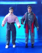 Fright Night Distinctive Dummies Action Figures Charley Brewster Jerry Dandridge 03