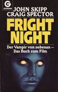 Fright Night Novelization Skipp Spector - German Edition