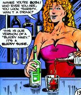 Fright Night Comics Jane - Blood Ball - Kevin West