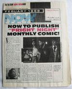 Now Comics News Feb 1988