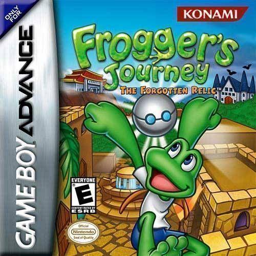 Frogger S Journey The Forgotten Relic Frogger Wiki