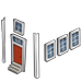 School house trim1 icon