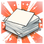 Share Need Newsprint-icon
