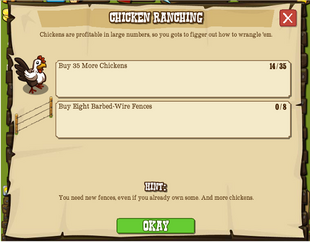 Chicken Ranching Description