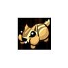 Beige Chipmunk-icon