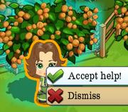 Neighbor accepthelp