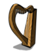Celtic Harp-icon