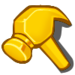 Golden Hammer-icon