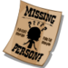 Missing Person Poster-icon