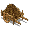 Brown Poopcart-icon
