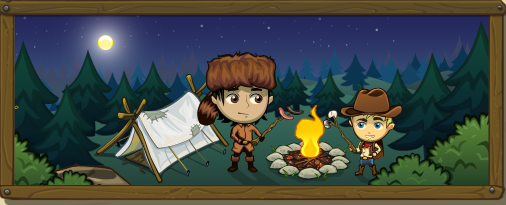 Camping Out Event