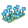 Blue Flowers-icon