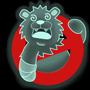 Scare Ghost Bear