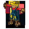 Child Scarecrow-icon