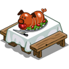 Tasty Pig Table-icon