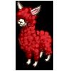 Red Alpaca-icon