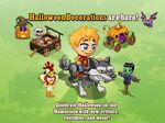 Halloween Decorations Loading Screen
