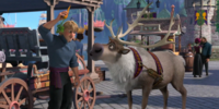 Sven's relationships