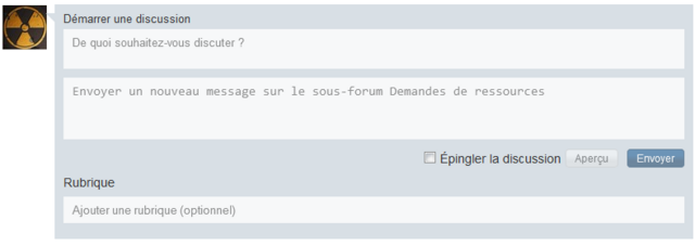 Fichier:Forum - démarrer une discussion.png