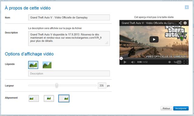 Fichier:Éditeur - options vidéo.png